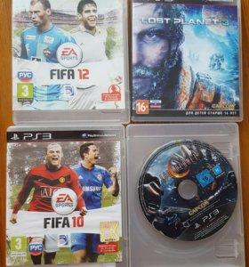 Игры для PS3 б/у