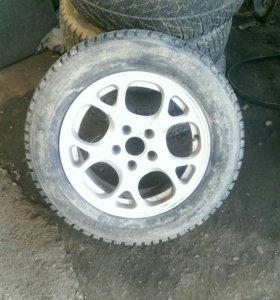 Литые диски Opel