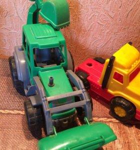 Машины для песочницы