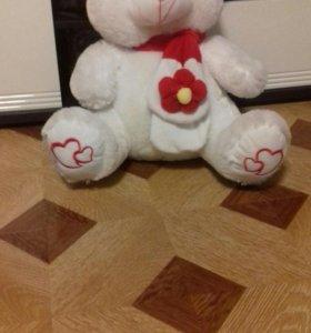 Большие игрушки медведи