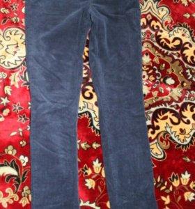 Вельветовые джинсы для беременных