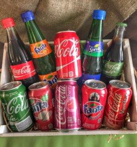"""Подарочный набор """"Coca-cola""""Original """""""