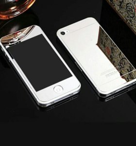 Двустороннее защитное стекло iPhone 4/4S