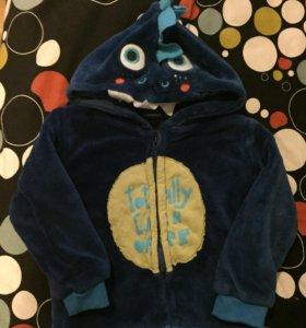 Кофта-куртка 92-98