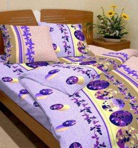 Комплекты постельного белья 1,5 сп