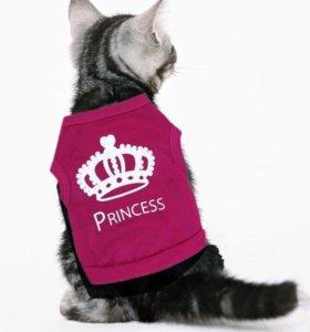 КОСТЮМ(для кошек или маленьких собак)