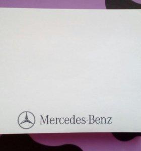 Стикеры Mercedes-Benz