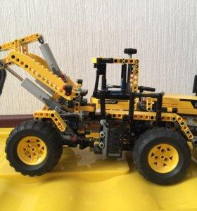 Lego technic 8265( Лего трактор)