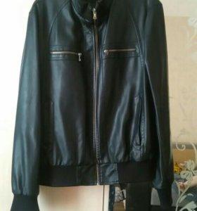 Куртка коженка