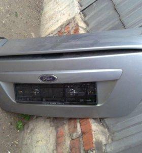 Крышка багажника на форд мондео