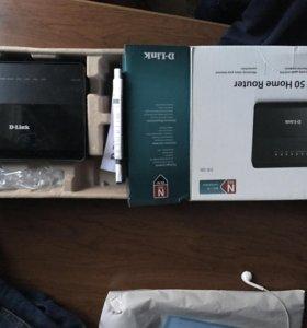 Wi-Fi роутер D-link