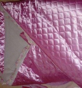 Одеяло-уголок на выписку.