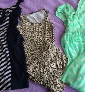 Платья женские пакетом
