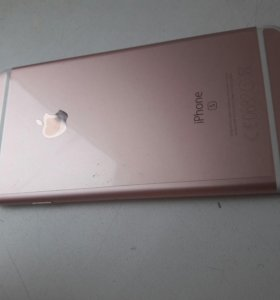 Айфон 6S 64гб розовый торг