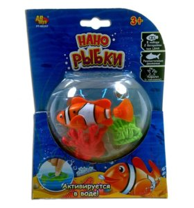 Нано Рыбка