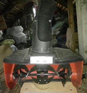 Электрический снегоуборщик ste-60.