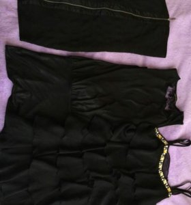 Платья пакетом 3 шт