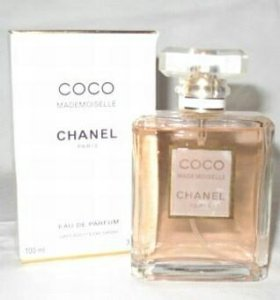 Chanel Coco Mademoiselle.