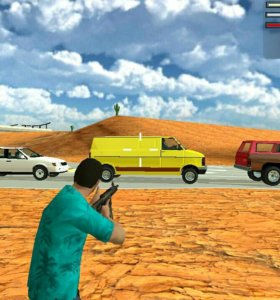 GTA Vice creme simulator (16+)