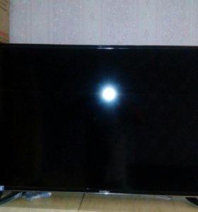 Телевизор LED GOLdStar плоский