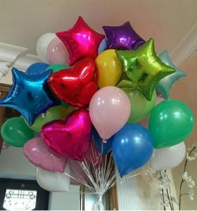Гелевые шары