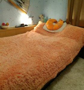 Деревянная кровать 140 на 200
