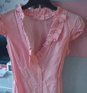 Женские блузки рубашки