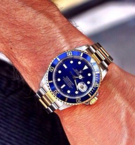 Новые часы Rolex