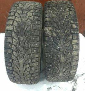 Зимняя шипованняя резина Pirelli