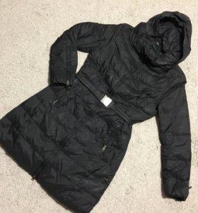 Куртка утеплённая, р-р 46