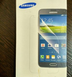 Пленка на Samsung S5