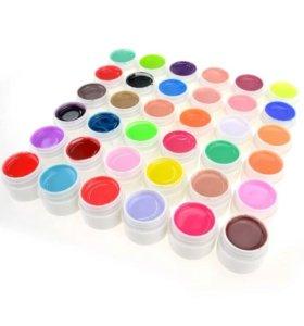 Гель краска для ногтей DG COCO