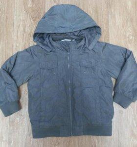 Куртка для мальчика рост122