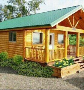 Построим гостевой домик.