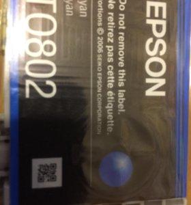 Картридж Epson T50