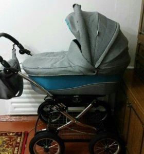 Детская коляска 2 в 1 Prampol