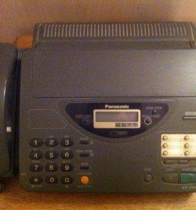 Факс Panasonic KX-F500