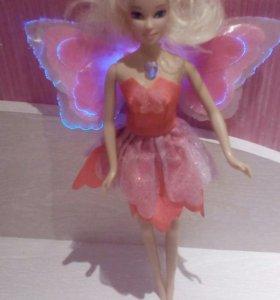 Кукла ( крылышки светятся)