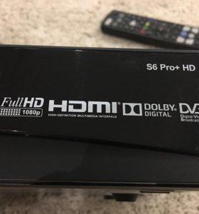 Спутниковый TV ресивер OPENBOX S6 Pro+ HD