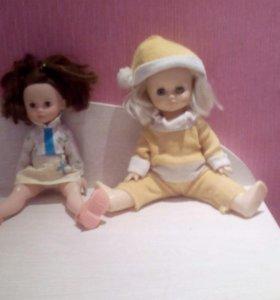 Куклы говорящие