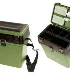 Ящик для зимней рыбалки, пластиковый Mikado