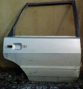 Дверь задняя правая на ваз 2109