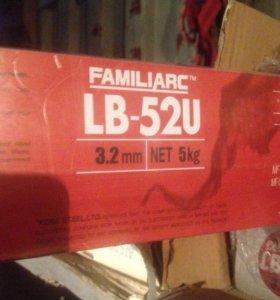Электроды LB ( 2.6-3.2мм)