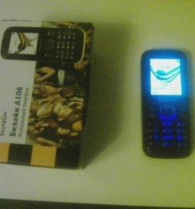 Телефон Билайн А 106