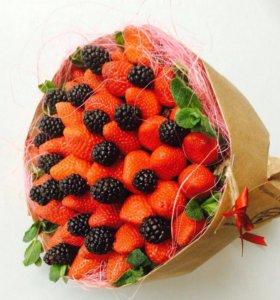Фруктово-ягодный букет.