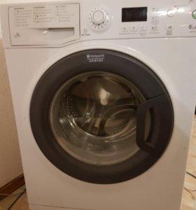 Машинка стиральная автомат.