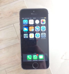 iPhone 5s 16 gb оригинал