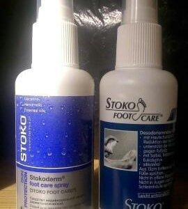 Спрей для ног Stoko foot care