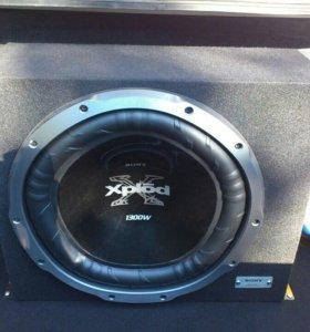 Sony XS-GTX150 LE и Kicx AR 2.120