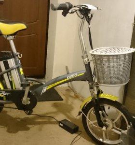 Электро-велосипед